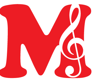 """M"" for ""Music"""