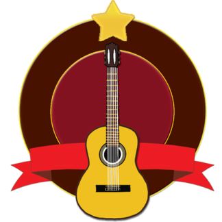 Level 1 Guitar Icon