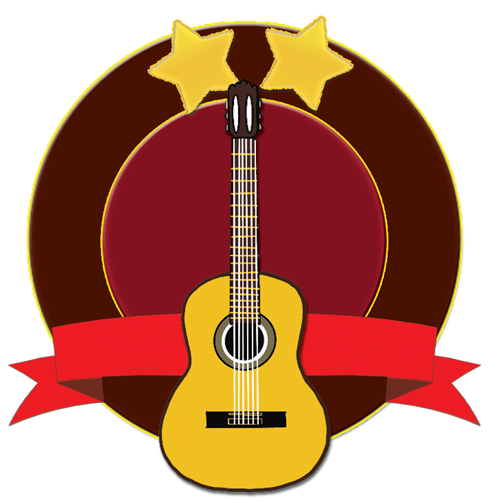 Level 2 Guitar Icon