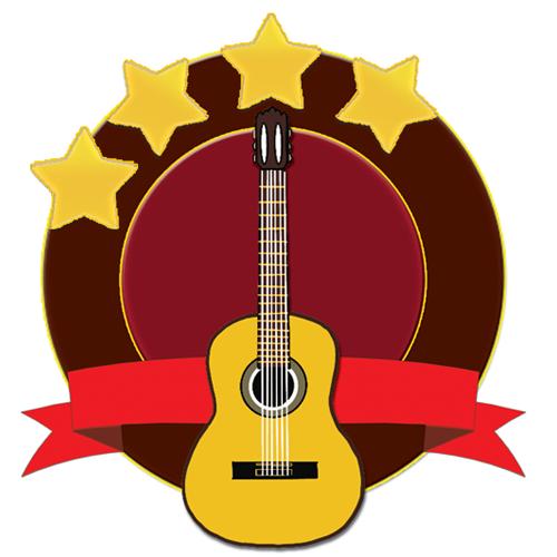 Level 4 Guitar Icon