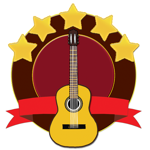 Level 5 Guitar Icon