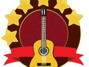 Level 6 Guitar Icon