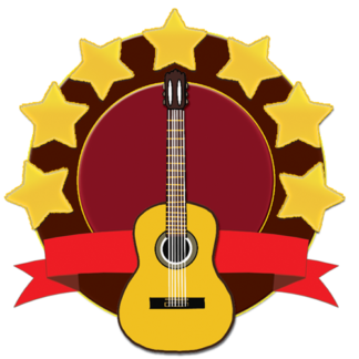 Level 7 Guitar Icon