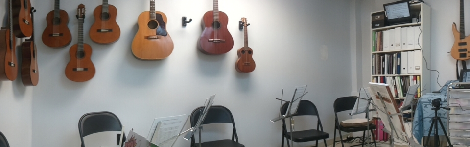 Music Room at MAP