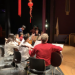 Students perform for Lunar New Year Event